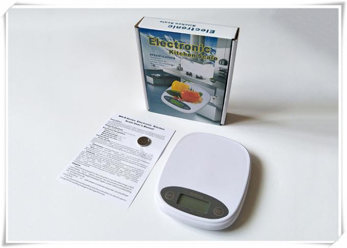 Compact Design Digital Food Weighing Scales For Household Kitchen Use