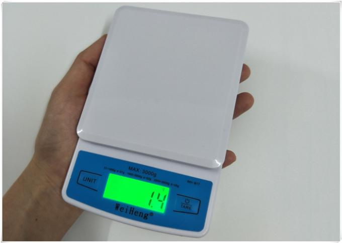 Mini Platform High Precision Kitchen Scale Portable For Food Weighing
