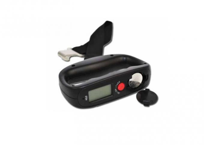 Wave Shape Handle LCD Digital Luggage Scale With High Precision Sensor