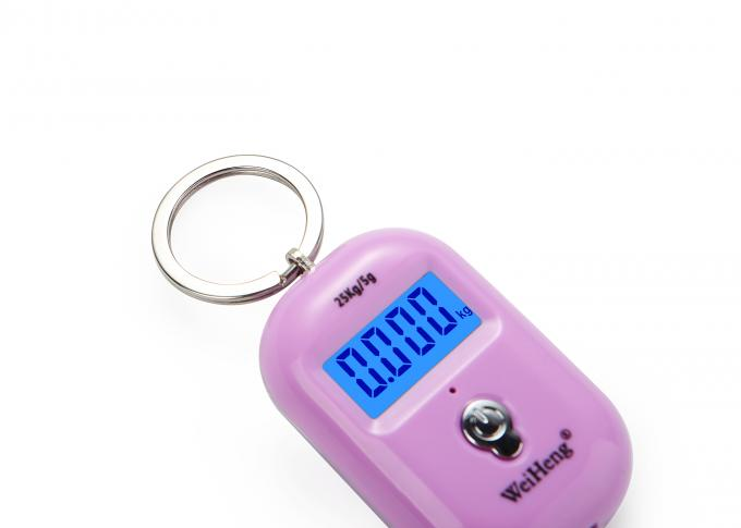 LCD Hook Home Electronic Scale / KG LB Unit Portable Digital Luggage Scale
