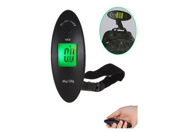 China Mini ABS Plastic Travel Digital Scale Portable With Automatic Off Function supplier
