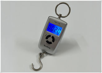 China LCD Display Portable Electronic Luggage Scale With Easy 3 Buttons Operation supplier