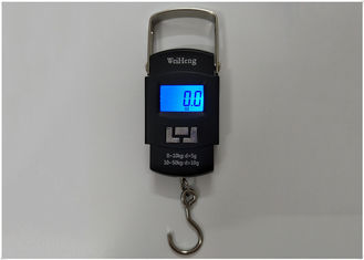 China 50kg Max Weight LCD Digital Luggage Scale With Overload Protect System supplier