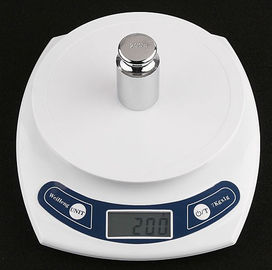 China 7000g / 1g Electronic Cooking Scales , Tare Function Pocket Food Scale supplier