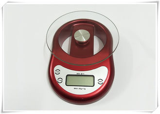 China Kitchen Cooking Electronic Weight Scale With Units Conversion Function supplier