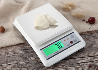 China 3KG Precision Electronic Kitchen Scales Easy Cleaning With Counting Function supplier