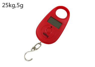 China Colorful Travel Luggage Weighing Scale 5g With High Precision Sensor supplier