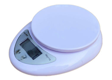 China High Stable Sensor Kitchen Digital Scale Durable For Household Use supplier