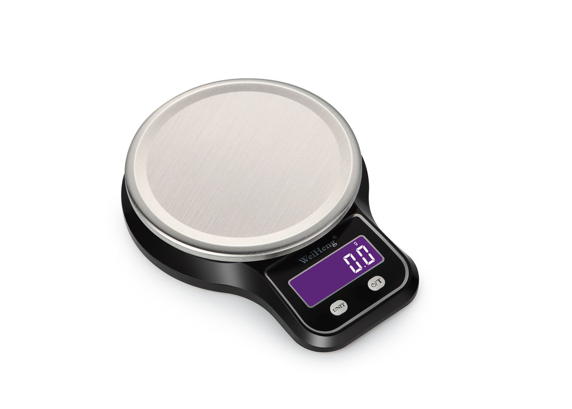 High Precision Digital Kitchen Scales Durable Lcd Display 3 Kg 0 1 G Division