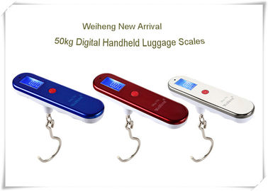China Travel Use Suitcase Weighing Scales With New ABS Plastic Material factory