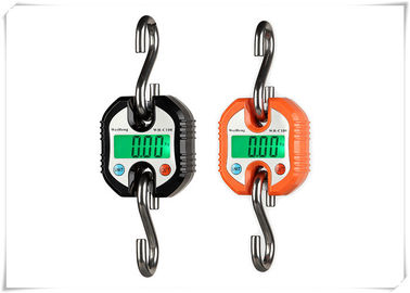 High Precision Crane Weighing Scale , Auto Power Off Hanging Digital Scale