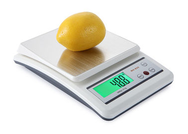 Large Platform Electronic Kitchen Scales Tare Function With 2 Way For Power