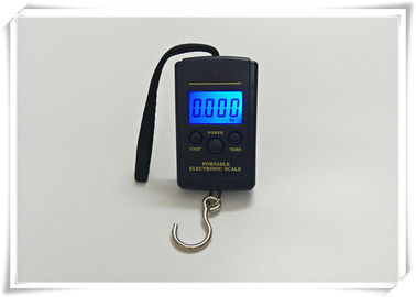 China High Accuracy Travel Weighing Scale For Luggage , LCD Suitcase Weight Scale factory