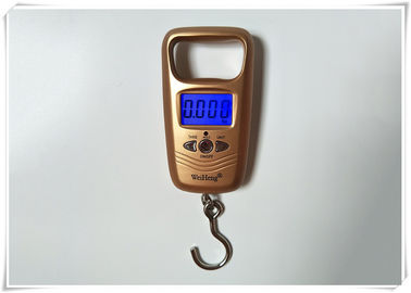 Travel Portable Hanging Weighing Scale , Unit Exchange Electronic Weight Scale