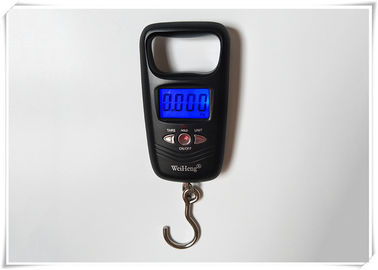 Professional Fishing Weight Scale 129x29x30MM For Weighing Luggage / Food