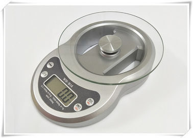 Timer Clock Electronic Kitchen Scales With Low Battery And Overload Alerts