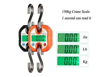 Personal Handle Industrial Crane Scale With Stainless Steel Material Hook