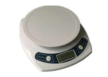 Environment Friendly Digital Food Weighing Scales With G / LB / OZ Units Conversion