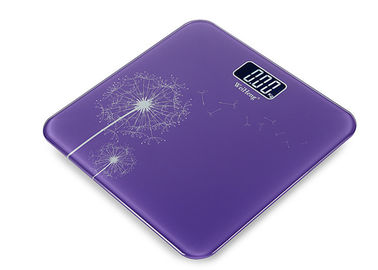 Colorful Electronic Weighing Scale Anti Slip Design With 12 Months Warranty