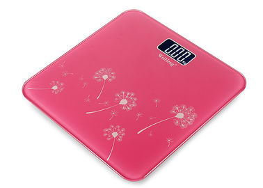 Damp Proof Electronic Weighing Scale With Tempered Glass Platform