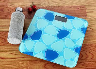 High Precision Personal Weighing Scales , Cobblestone Body Fat Scale