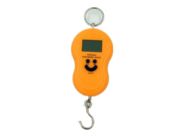 High Precision Sensor Electronic Hanging Scale , Portable Hanging Scale 45kg Max For Household Use