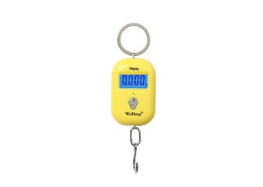 China Easly Read Out LCD Display 25 Kg Mini Hanging Scale With One Button factory
